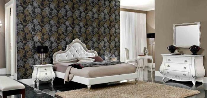 Dal cin: Спальня Le Muse 3