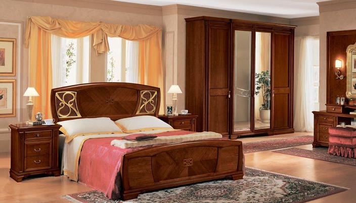 Dal cin: Спальня Tosca