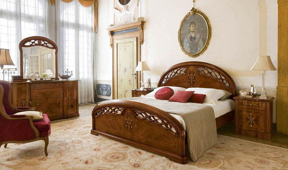 спальня MONTENAPOLEONE NOCE