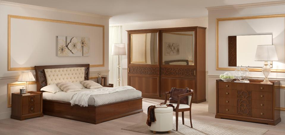 спальня италия ROSSANA NOCE